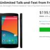 [Alerta Trato] Cómo Una de vehículos usados Nexus 5 con 1 año de Freedompop datos (incluyendo 500MB LTE por mes) Por $ 200 en StackSocial